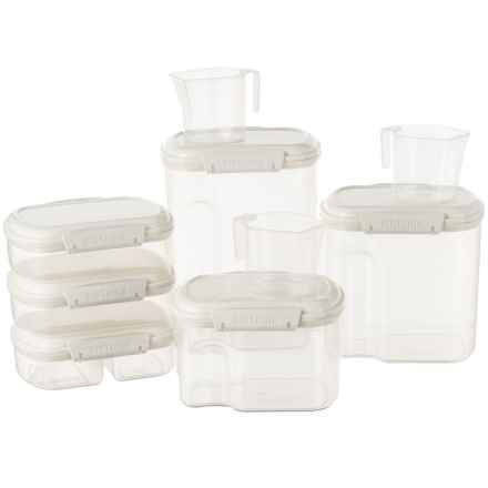 Sistema Bake IT Set - 9-Piece Set in Clear - Closeouts