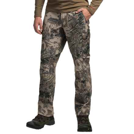 Sitka 90% Optifade® Soft Shell Pants (For Men) in Optifade Open Country - Closeouts