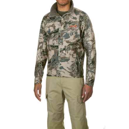 Sitka Ascent Jacket (For Men) in Optifade Open Country - Closeouts