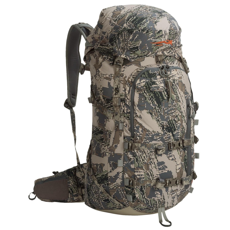 Sitka Bivy 30 Optifade 174 Backpack For Men Save 57