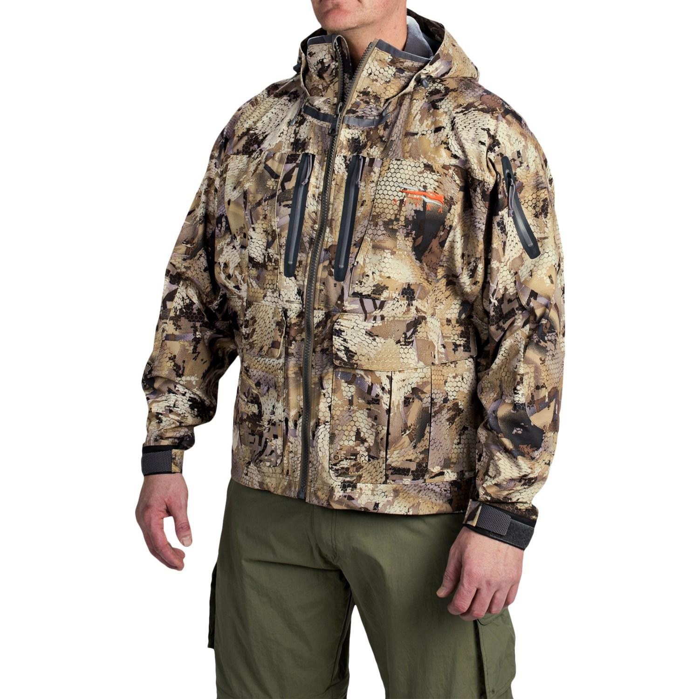 Sitka Delta Wading Gore Tex 174 Jacket For Men Save 29
