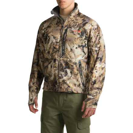 Sitka Duck Oven Windstopper® Jacket - Insulated (For Men and Big Men) in Optifade Waterfowl - Closeouts