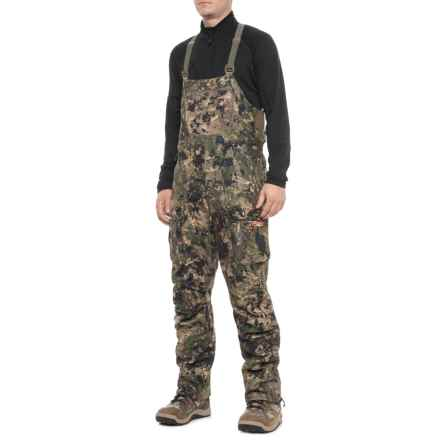 Sitka Fanatic PrimaLoft® SPORT Bibs - Insulated (For Men) in Optifade Ground Forest - Closeouts