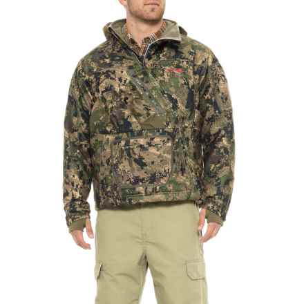 Sitka Fanatic Windstopper® PrimaLoft® Jacket - Insulated (For Men) in Optifade Ground Forest - Closeouts