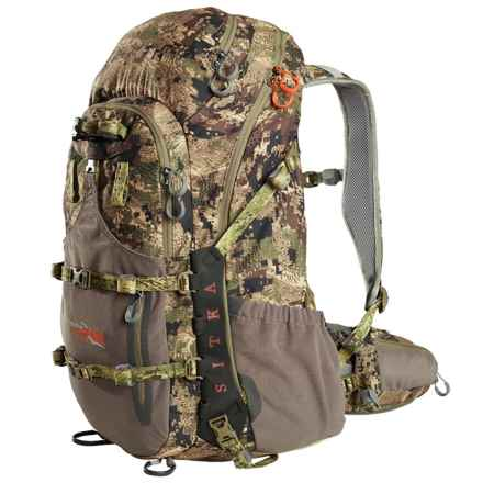 Sitka Flash 32 Backpack in Optifade Ground Forest - Closeouts