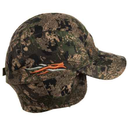 Sitka Incinerator Windstopper® Hat (For Men) in Optifade Ground Forest - Closeouts