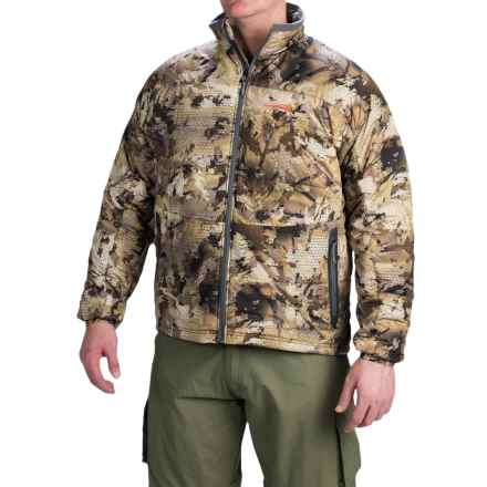 Sitka Kelvin Jacket - Insulated (For Men) in Waterfowl - Closeouts