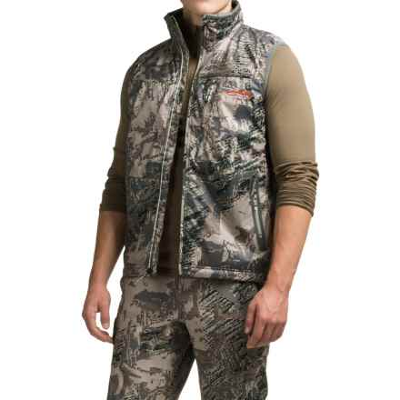 Sitka Kelvin Lite Optifade® Vest - Insulated (For Men) in Optifade Open Country - Closeouts