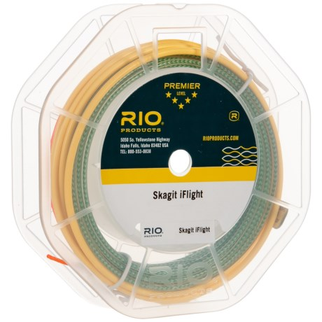 Skagit iFlight Shooting Head Fly Line – 525 Grain