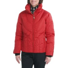 Skea Bridgitte Down Parka (For Women) in Red - Closeouts