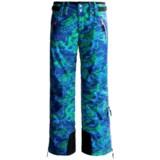 Skea Cargo Ski Pants - Insulated (For Women)
