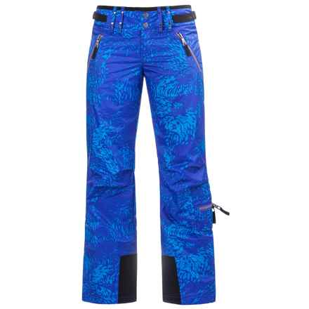 Skea Cargo Ski Pants - Insulated (For Women) in Blue Phoenix - Closeouts