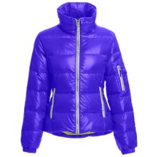 Skea Chloe Down Parka - 550 Fill Power (For Women) in Blue Violet - Closeouts