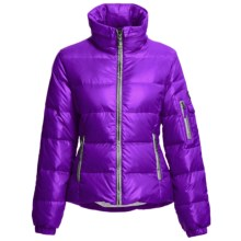 Skea Chloe Down Parka - 550 Fill Power (For Women) in Purple - Closeouts