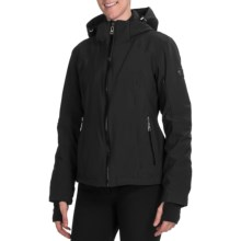 Skea Conte Ski Jacket - Insulated (For Women) in Black - Closeouts