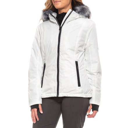 e7fed5f661218 Skea Deux Ski Jacket - Insulated (For Women) in White - Closeouts