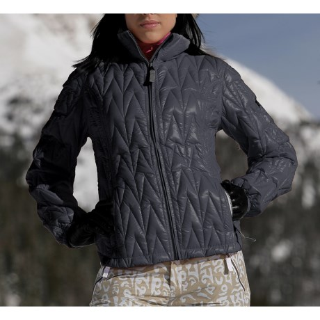 Skea Diana Limited Down Jacket - 800 Fill Power (For Women) in Black