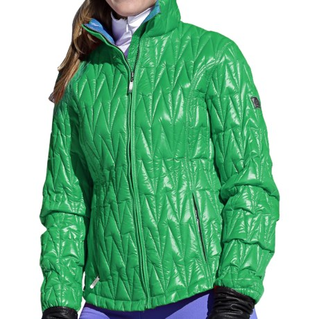 Skea Diana Limited Down Jacket - 800 Fill Power (For Women) in Green