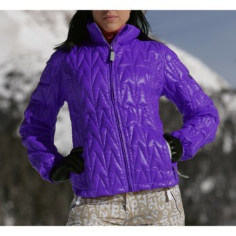 Skea Diana Limited Down Jacket - 800 Fill Power (For Women) in Purple