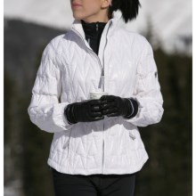 Skea Diana Limited Down Jacket - 800 Fill Power (For Women) in White - Closeouts