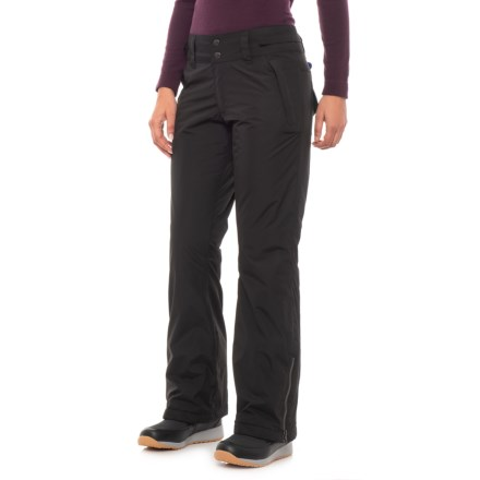 09d05731 Skea Lapin Ski Pants - Insulated (For Women) in Black - Closeouts