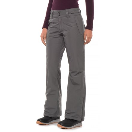7256e4e5a45 Skea Lapin Ski Pants - Insulated (For Women) in Graphite - Closeouts