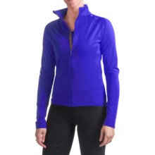 Skea Pearla Jacket - Full Zip (For Women) in Blue Violet - Closeouts
