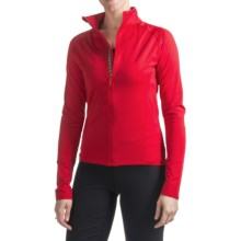 Skea Pearla Jacket - Full Zip (For Women) in Red - Closeouts