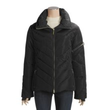 Skea Renata Cire Parka - Lacquer Down, 550 Fill Power (For Women) in Black - Closeouts