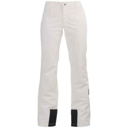 Skea Thinsulate® Platinum-Flex Kami Ski Pants - Waterproof, Insulated (For Women) in White - Closeouts