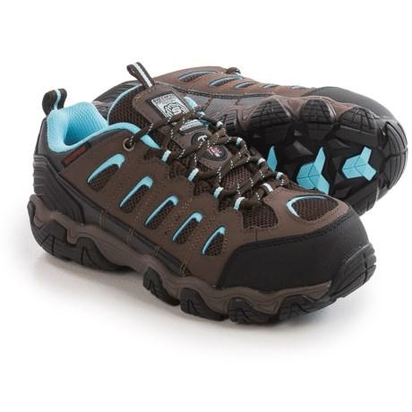 Skechers Blais Athol Work Shoes Waterproof, Steel Toe (For Women)