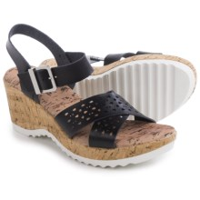 Skechers Bohemias Urban Pixie Sandals (For Women) in Black - Closeouts