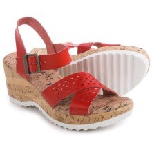 Skechers Bohemias Urban Pixie Sandals (For Women) in Red - Closeouts