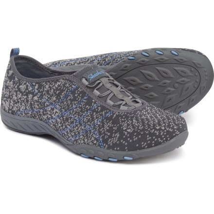 ae51953de624 Breathe Easy Just Chill Shoes (For Women) in Charcoal - Closeouts. Show  Brand Skechers