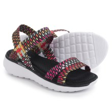 Skechers Counterpart Breeze Beatbox Sandals (For Women) in Black/Multi - Closeouts