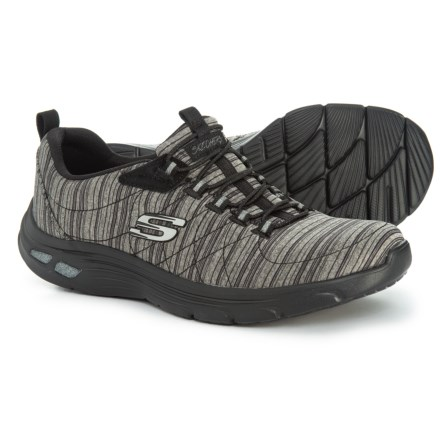 Empire D lux Relaxed Fit Shoes (For Women) in Black Charcoal - 52acc72fb3