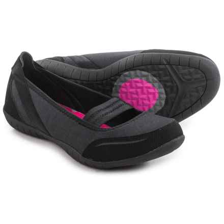 Skechers Flex Atomic Magnetize Mary Jane Shoes (For Women) in Black - Closeouts