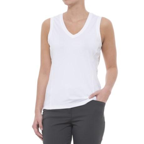 Skechers Go Golf Striker Tank Top (For Women) in White