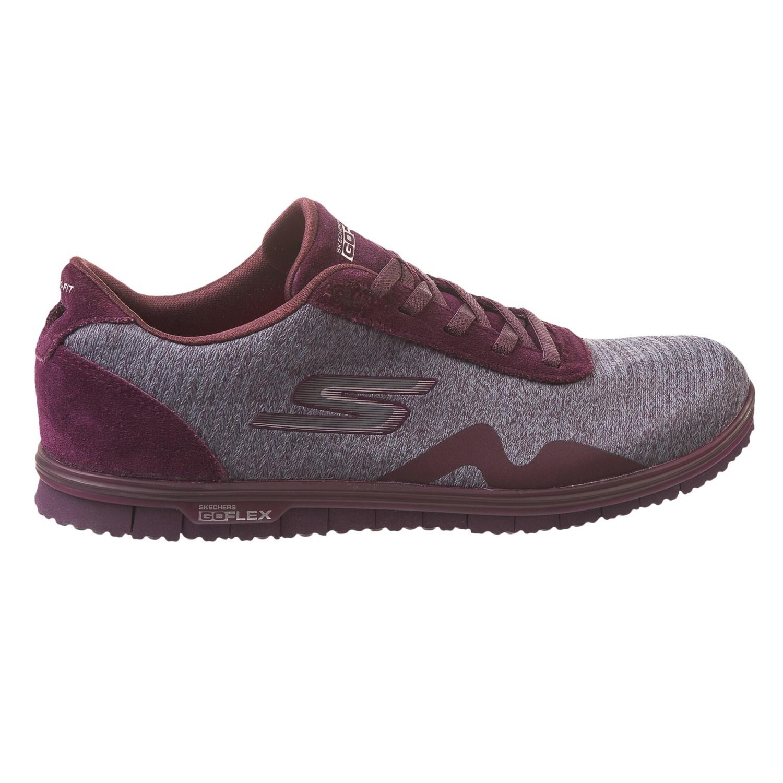 skechers go mini flex galore walking shoes for