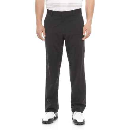 Skechers GOgolf Marshal Chino Pants (For Men) in Black - Closeouts