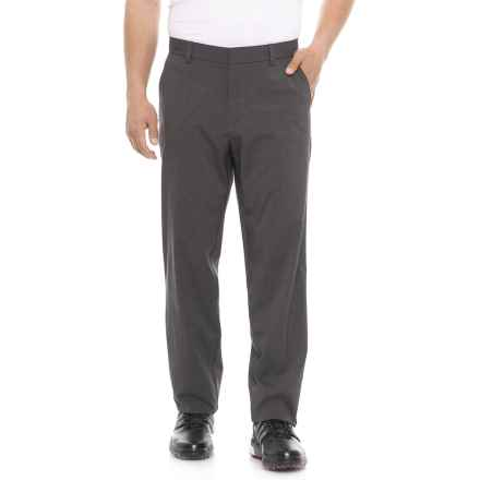 Skechers GOgolf Marshal Chino Pants (For Men) in Dark Grey - Closeouts