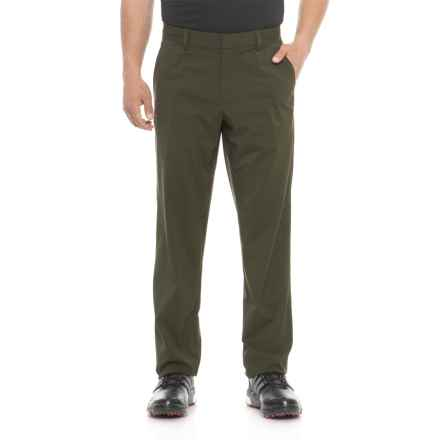 Skechers GOgolf Marshal Chino Pants (For Men) in Green - Closeouts
