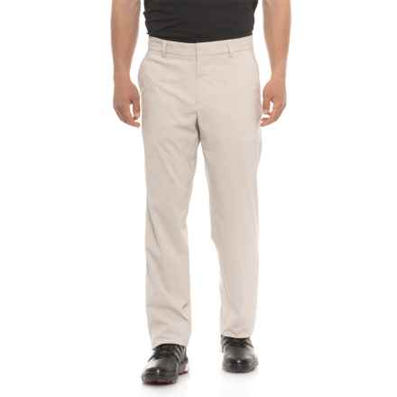 Skechers GOgolf Marshal Chino Pants (For Men) in Khaki - Closeouts
