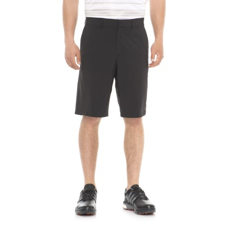 Skechers GOGolf Mesa Chino Shorts (For Men) in Black