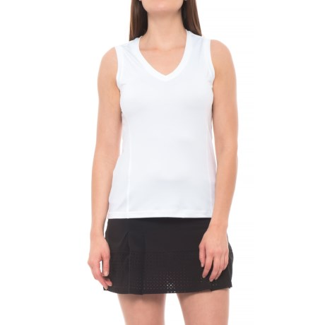 Skechers GOGolf Striker Tank Top (For Women) in White