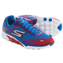 Skechers GOrun 4 Cross-Training Shoes (For Women) in Red/Blue - Closeouts