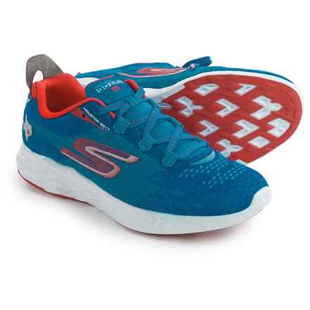 Skechers GOrun 5 Running Shoes (For Women) in Blue/Red - Closeouts