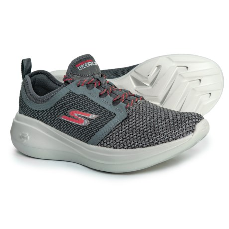 69f62aaccdec Skechers GOrun Fast Invigorate Cross-Training Shoes (For Women) in Charcoal  Hot