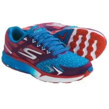 Skechers GOrun Forza Cross-Training Shoes (For Women) in Red/Blue - Closeouts
