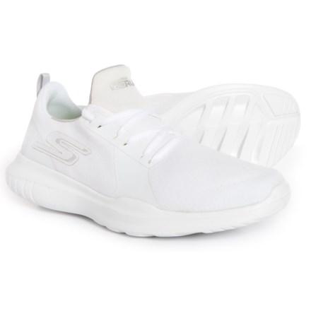 c7e21aa7dc26 GoRun Mojo Casual Shoes (For Women) in White - Closeouts. Show Brand  Skechers